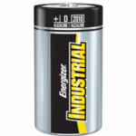 Energizer Industrial D-cell Alkaline Battery