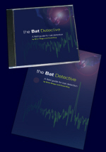 Bat Detective book and CD