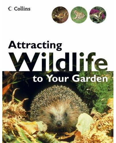 Attracting Wildlife to your Garden, by Michael Chinery