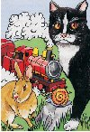 Jack the Station Cat & The Great Little Trains Robbery