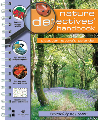 Children's Nature Detective Books