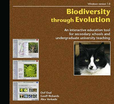 Biodiversity through Evolution - An interactive education tool for secondary schools and undergraduate university teaching