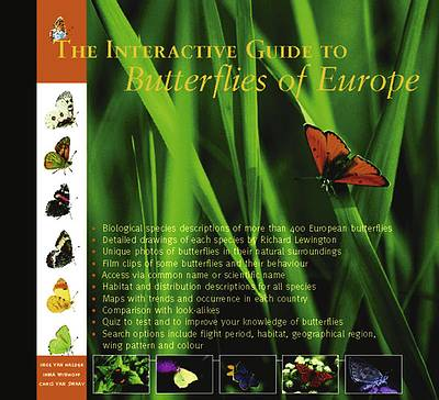 The Interactive Guide to Butterflies of Europe