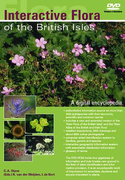 Interactive Flora of the British Isles