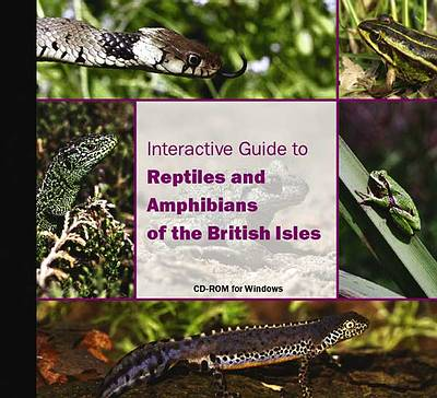 Interactive Guide to Reptiles & Amphibians of the British Isles