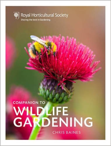 RHS Companion to Wildlife Gardening, by Chris Baines