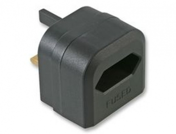 EU-UK adaptor for Catwatch Mains Adaptor