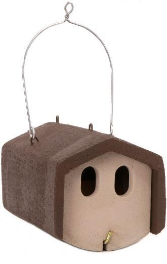Woodcrete 1N Deep Nestbox