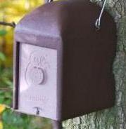 Schwegler Woodcrete 2KS Dormouse Box