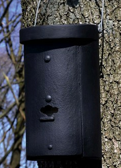 Woodcrete 1FS Large Colony Bat Box