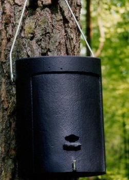 Woodcrete 1FW Hibernation Bat Box