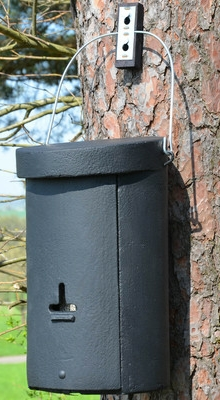 Schwegler Woodcrete 3FS Colony Bat Box