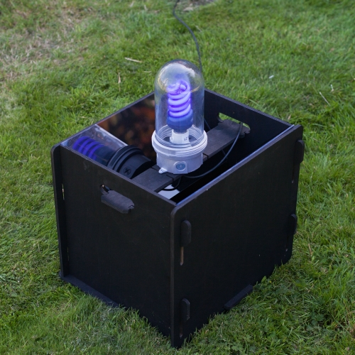 Actinic Skinner Collapsible Moth Trap