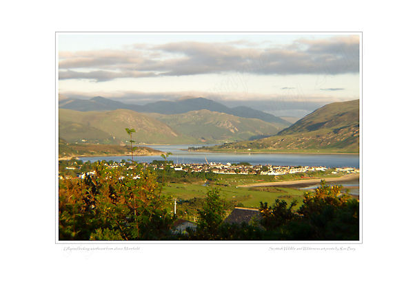 Ullapool from Morefield Brae