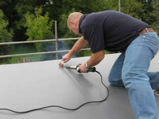 Green Roof Membrane Sealing