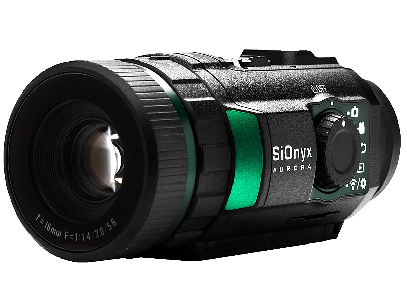 SiOnyx Aurora Action Camera