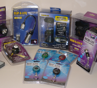 LED Torches Range