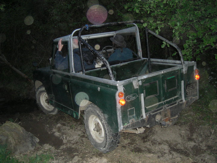 Land Rover Offroad Access